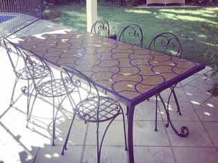 Mosaic Table Sandringham