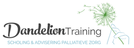Logo met ondertitel DandelionTraining .p