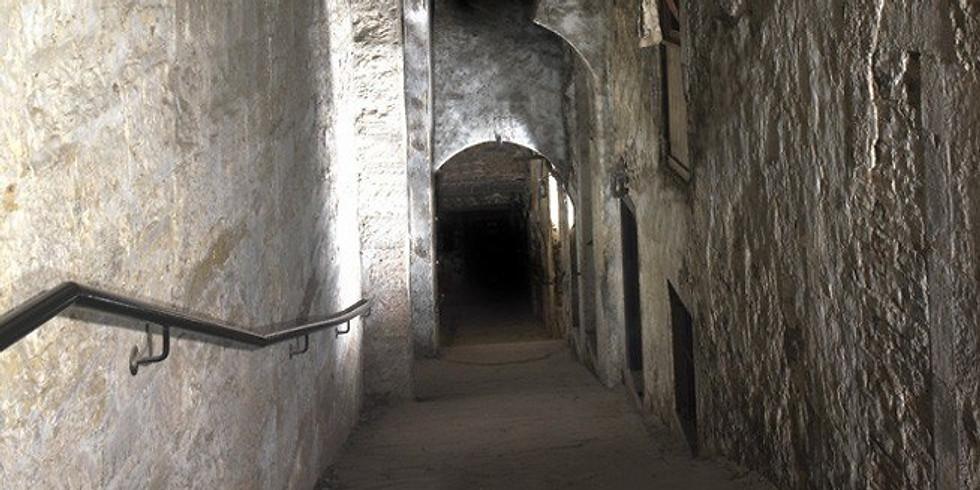 Charity Paranormal Investigation - Mary King's Close, Edinburgh