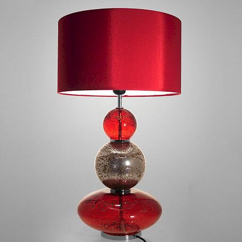 Lampe Volcanique 3B rouge/vulka - Sélection Touzeau