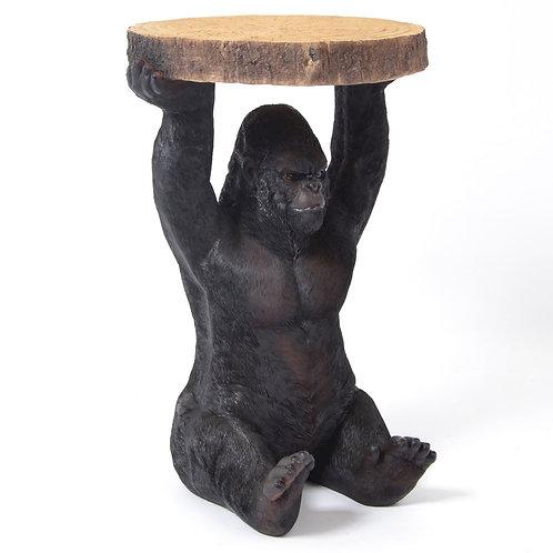 Statue Fun bout de canapé gorille - Sélection Touzeau