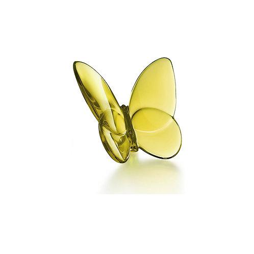 Papillon porte-bonheur - Baccarat