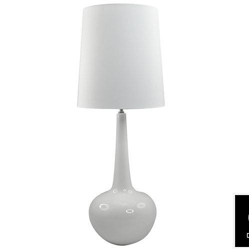 Lampe Camilla blanc - Sélection Touzeau