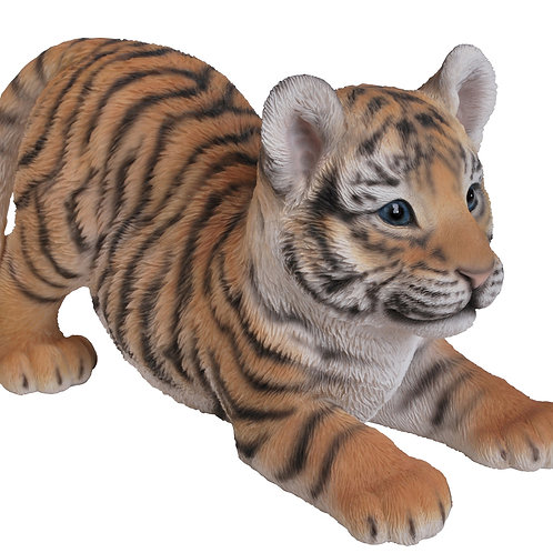 Statue Faune tigre - Sélection Touzeau