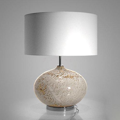 Lampe Volcanique blanche - Sélection Touzeau