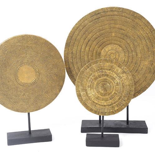 Décoration 3 Circle ronds - Sélection Touzeau