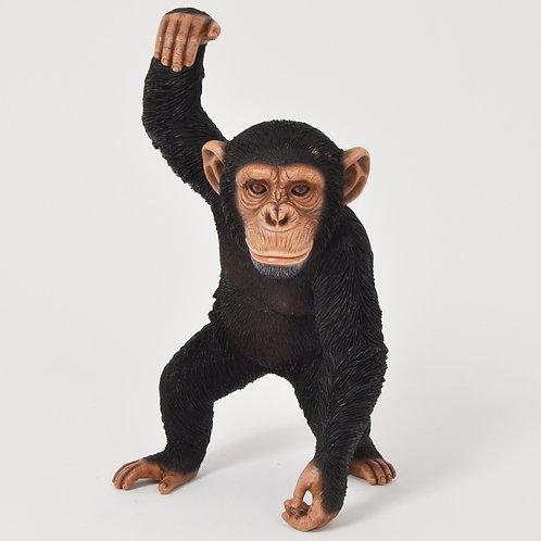 Statue Faune chimpanzé debout - Sélection Touzeau