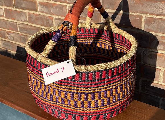 Round Basket 7