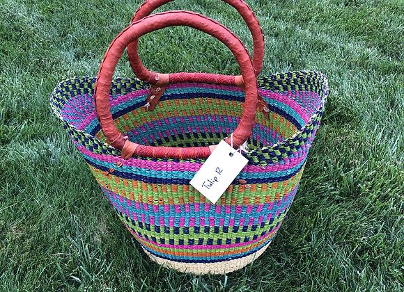Tulip Basket 12