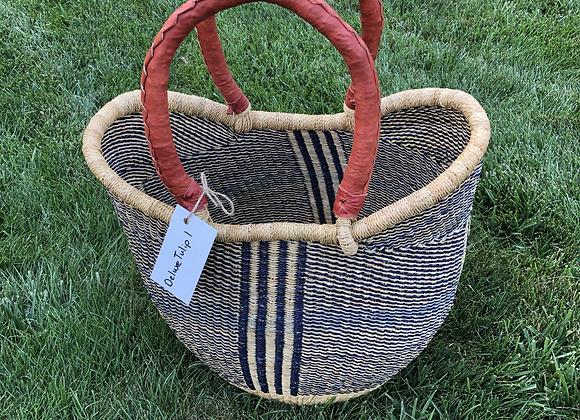 Deluxe Tulip Basket 1