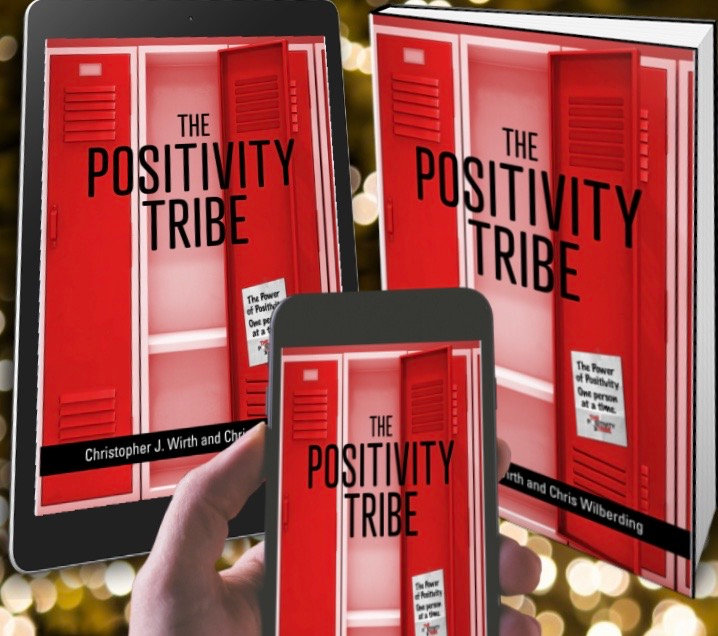 The Positivity Tribe ad 1 coming soon.JP