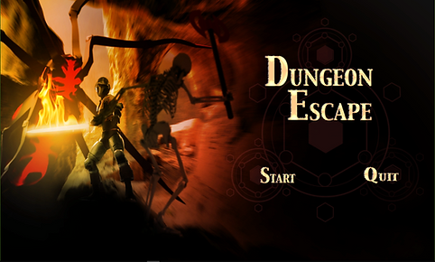Dungeon Escape Wallpaper