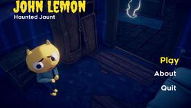 John Lemon's Haunted Jaunt