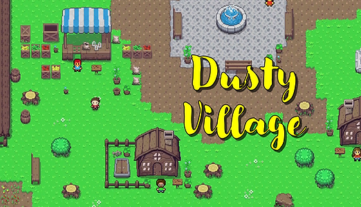 DustyVillage_Cover