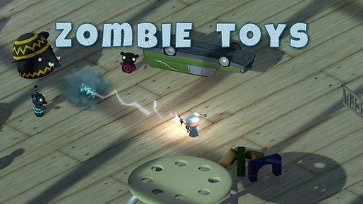 Zombie Toys Wallpaper