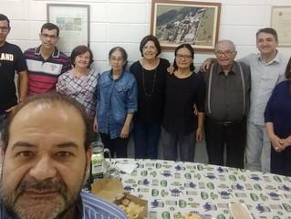Nova reunião da junta diaconal