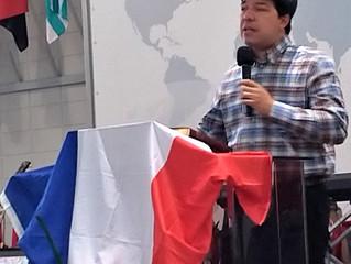 França e o evangelho