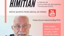 Reunião online com Jorge Himitian nesta quinta-feira (08.04)