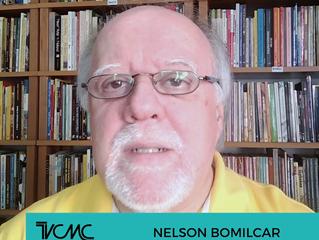 Noite de segunda-feira com Nelson Bomilcar