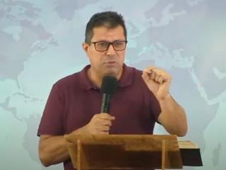 Ceia do Senhor presencial neste domingo, com transmissão online e mensagem de Marcus Domiciano