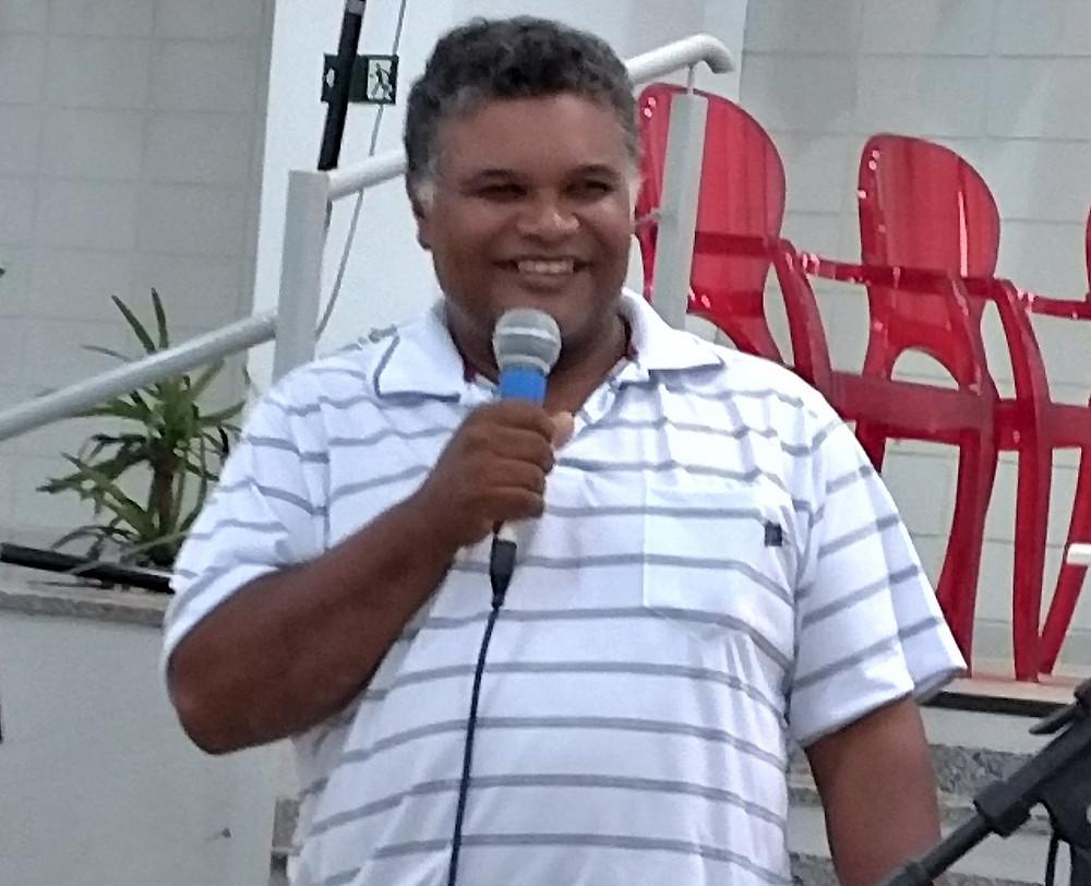 Ronaldo de Souza (Roni), líder em Nioaque/MS