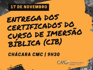 Formatura do CIB
