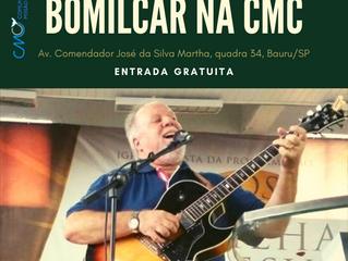 Visita de Nelson Bomilcar