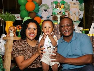 Família Salifou na CMC em setembro