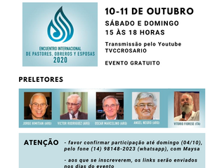 Convite de Jorge Himitian