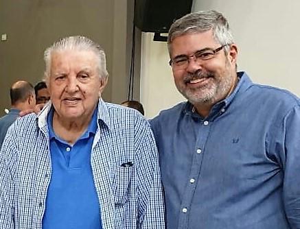 Benigno Rodrigues e Edmilson Dias
