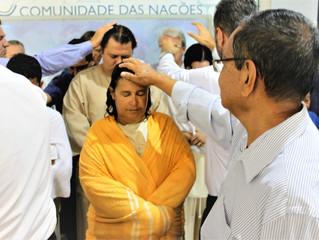 Novos batismos