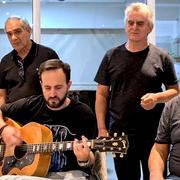 Grupo de música da CMC e reflexão de Nelson Bomilcar na reunião desta terça-feira (20.04)