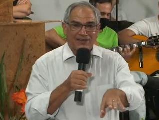 Mensagem de Edy Pinheiro Chagas neste domingo (21.02)