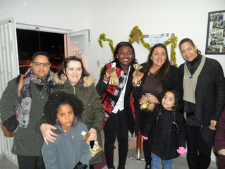 Festa de Natal na CMC Portugal