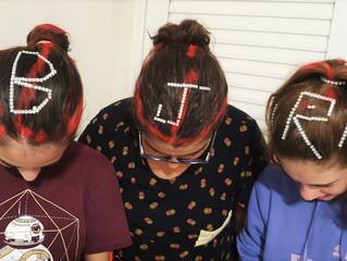 Show de penteados doidos