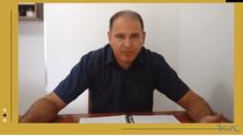 Mensagem de Edvander Pinhata