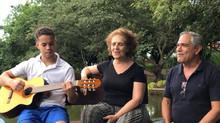 Reunião desta noite: louvor com Edy, Liliam, Josué e mensagem de Celso Picolli