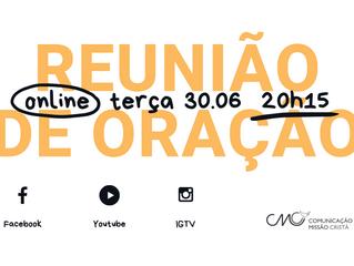 Portugal na oração online
