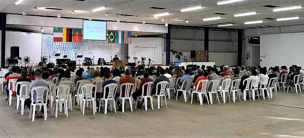 Mais de 300 pessoas participaram do encontro
