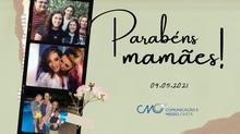Homenagem às mães na reunião deste domingo, presencial e com transmissão ao vivo