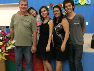 Comemoração na CMC Quixeramobim/Ceará
