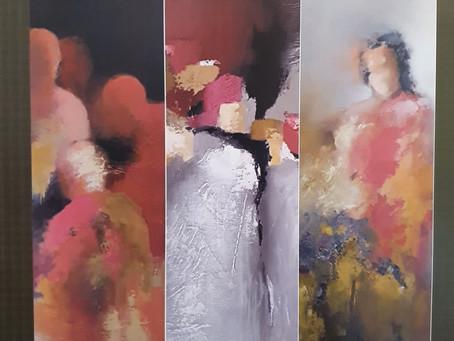 Exposition peintures Cap Ferret