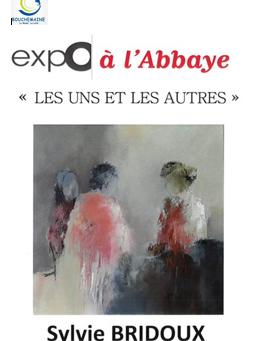 Exposition à l'Abbaye de Bouchemaine du 9 au 25 février 2018.