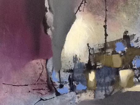 Sylvie Bridoux, artiste peintre, expose aux Pénitentes à Angers du 7 au 15 février 2015