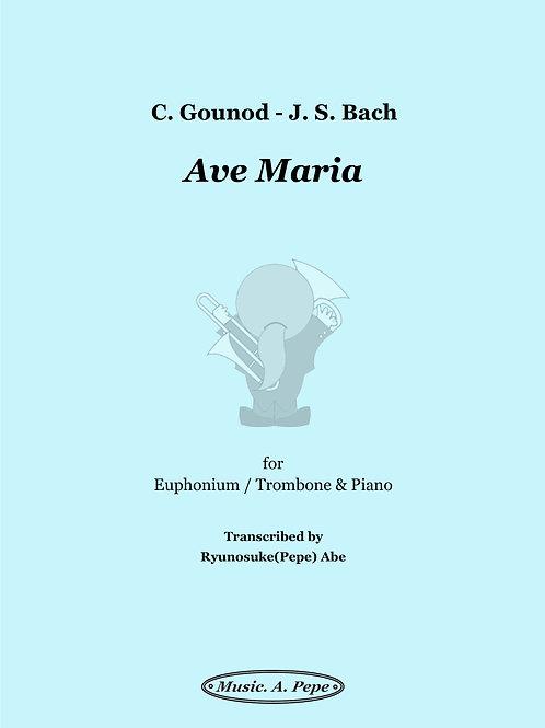 アヴェ・マリア (C.Gounod-J.S.Bach)