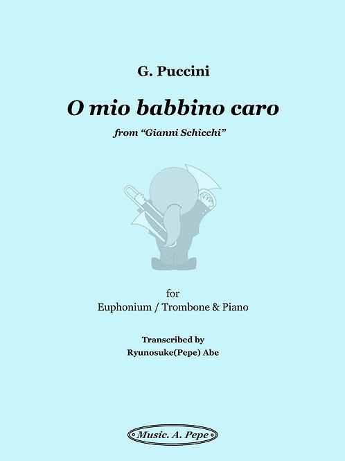 わたしのお父さん (G.Puccini) / O mio babbino caro
