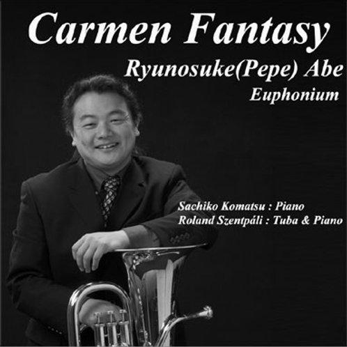 CD - Carmen Fantasy(カルメン・ファンタジー)