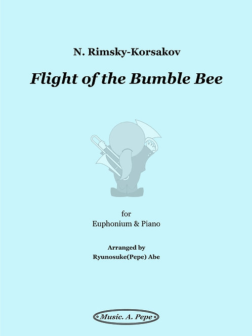 熊ん蜂の飛行 (N.Rimsky-Korsakov) / Flight of the Bumble Bee
