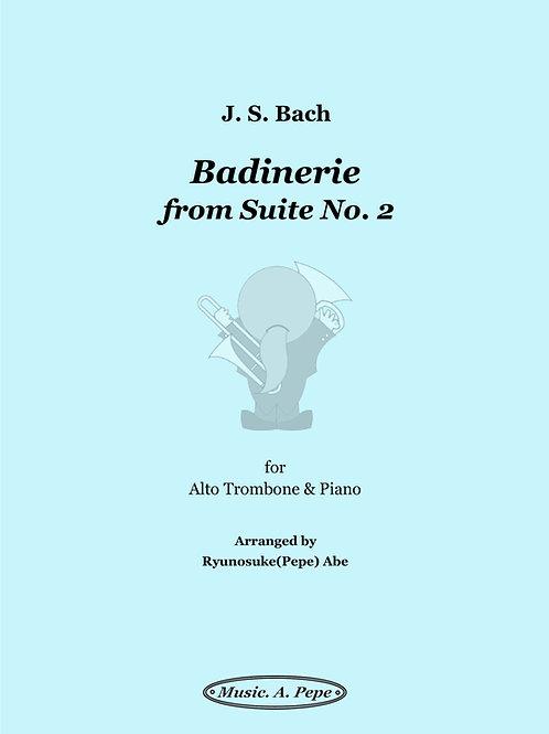 バディネリ (J.S.Bach) / Badinerie