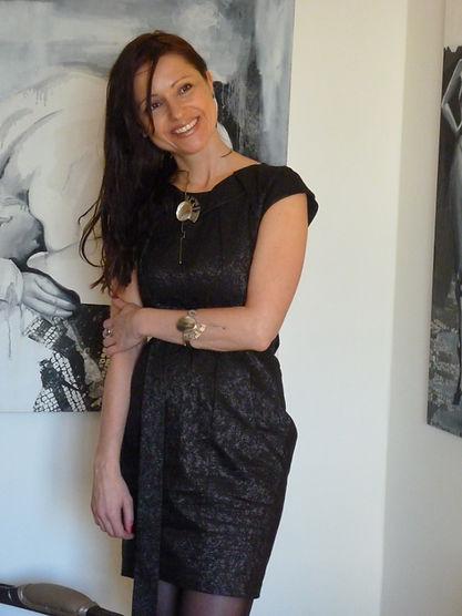Šárka Darton MFA_Artist Profile Photo.